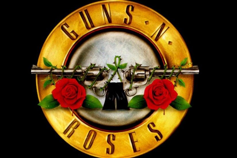 Guns N Roses Logo Wallpaper Band - Guns N Roses Logo Wallpaper .