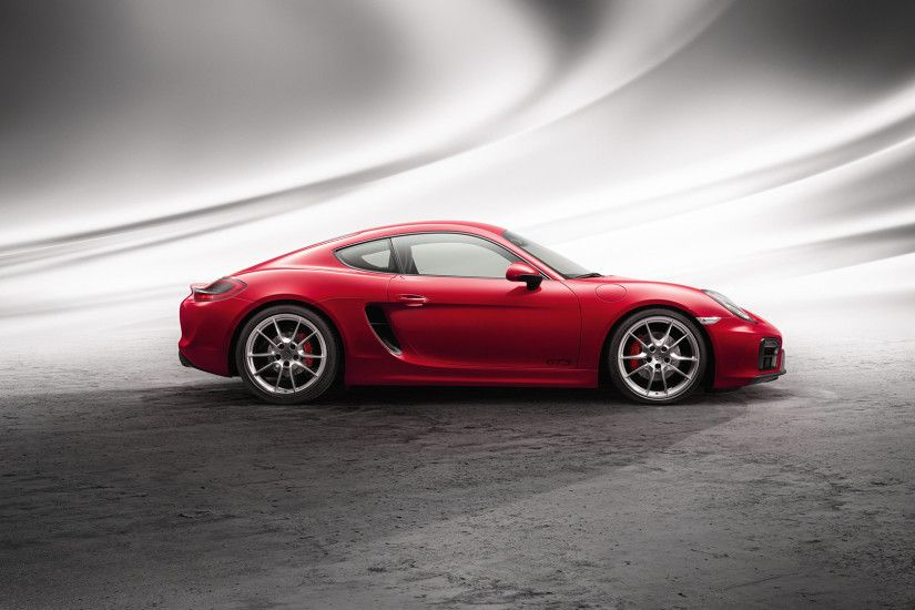 Porsche Cayman GTS 2014 Wallpaper 014