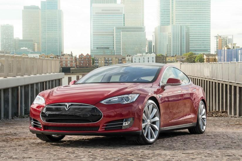 2014 Tesla Model S supercar f wallpaper | 2560x1600 | 207133 | WallpaperUP