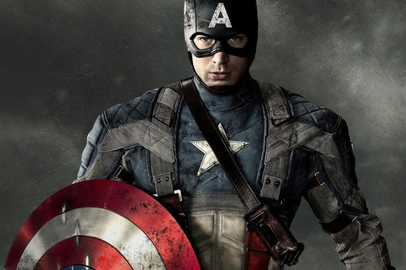 captain america wallpaper 1920x1200 large resolution