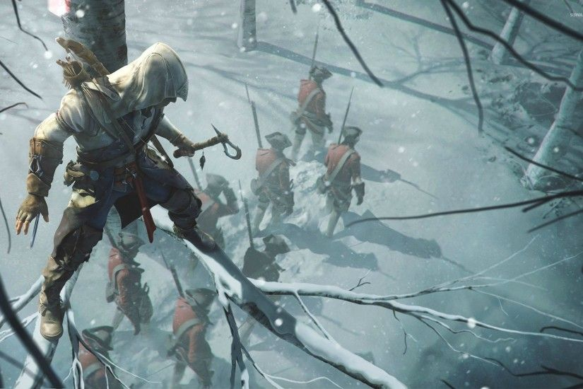 Assassins Creed III [ wallpaper Game wallpapers