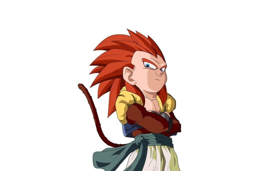 Gotenks SSJ4 - Dragonball GT 506515