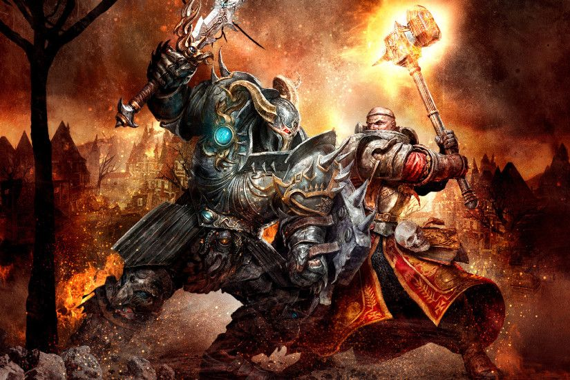 HD Wallpaper | Background ID:144312. 2560x1600 Video Game Warhammer