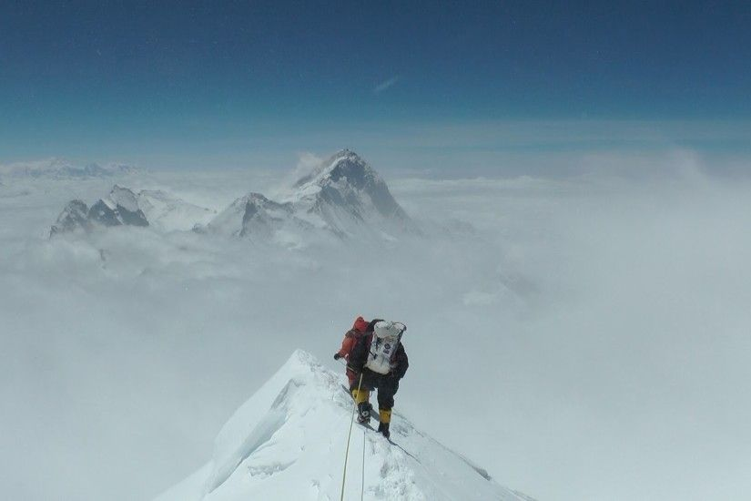 Mount Everest Journey and scene [1920×1080] ...