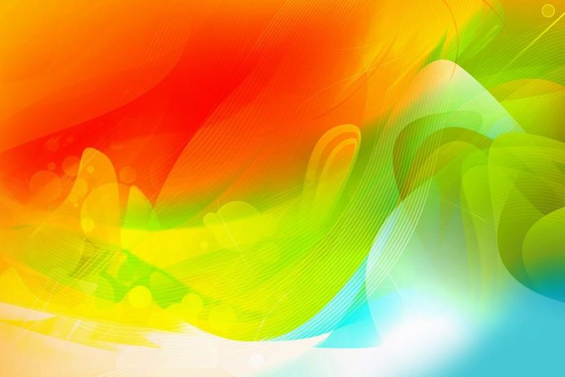 Wallpapers For > Rainbow Colored Paint Backgrounds