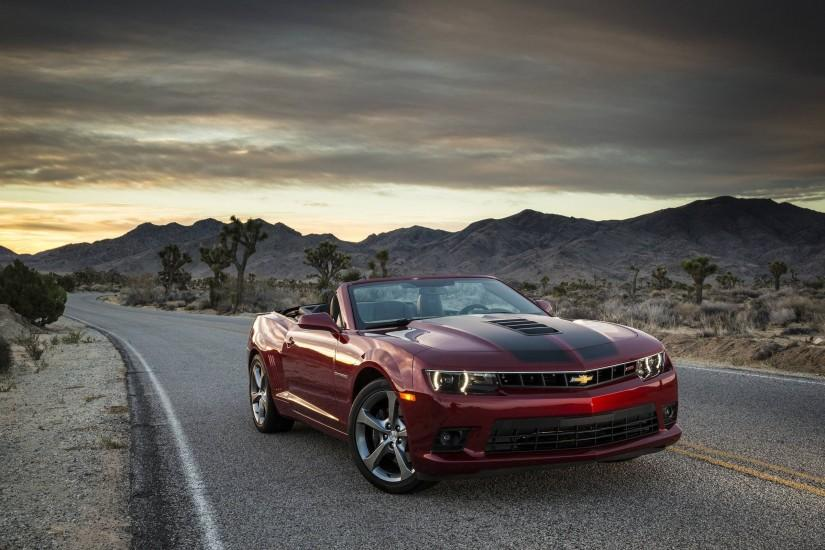 2015 Chevrolet Camaro SS Convertible Wallpaper | HD Car Wallpapers