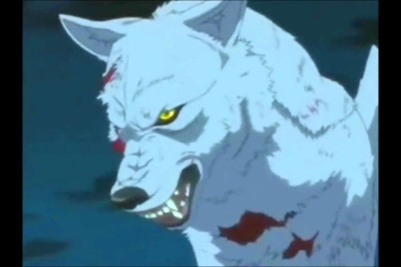 Wolf's rain - Kiba - Time Of Dying