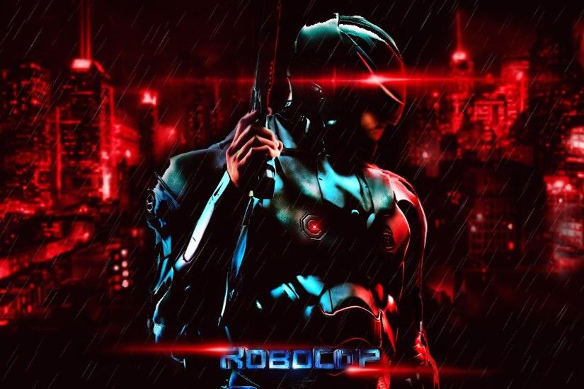 Robocop (2014) wallpapers for iphone
