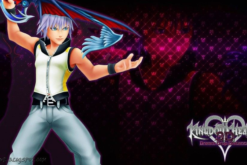 Kingdom Hearts 3D wallpaper - 1196536