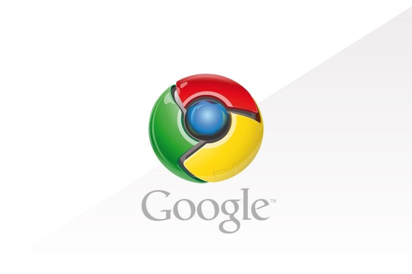 3840x2160 Wallpaper google, chrome, logo, white