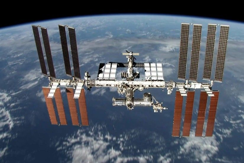 Futuristic space station hd wallpaper 1920x1080 id21949 | Chainimage |  IMAGINARIUM | Pinterest | Space station, Hd wallpaper and Wallpaper
