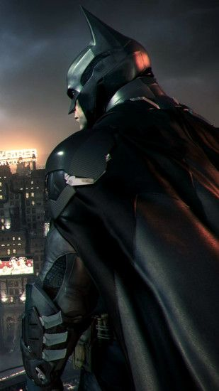 Batman: Arkham Knight Officially Confirmed - VGU.TV