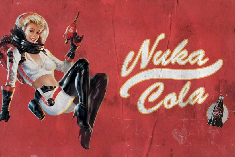 Fixed up the Nuka-Girl Pinup Wallpaper!