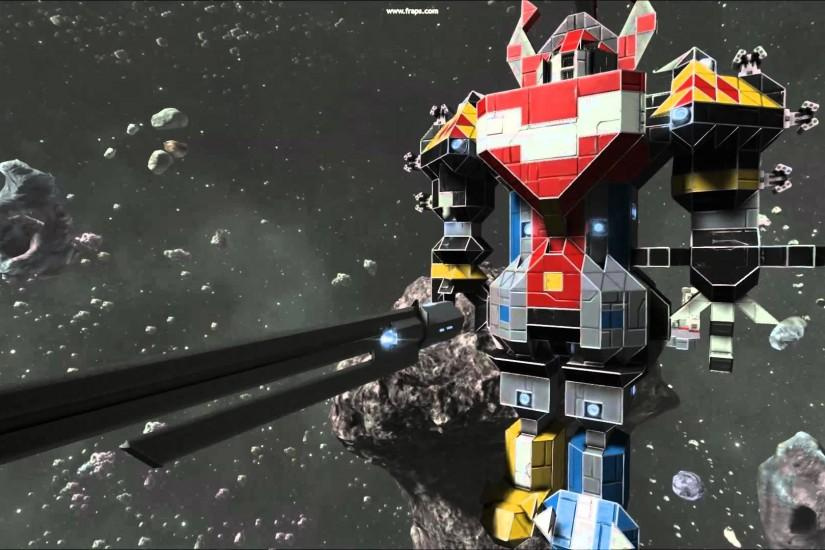 Voltron Wallpaper Widescreen
