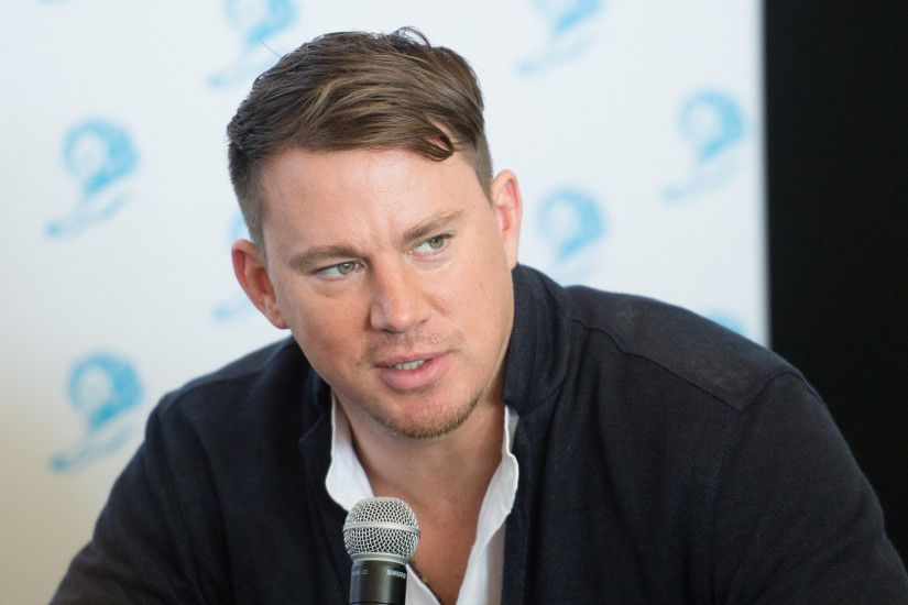 "Channing Tatum came up with ""stripper names"" for fellow actors, and it's  giving us life 