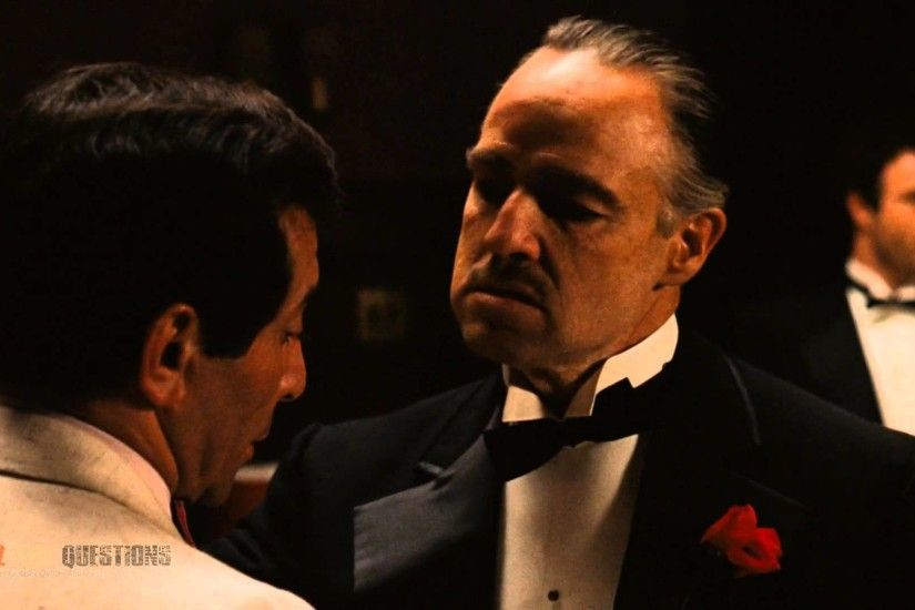 The Godfather - I'm Gonna Make Him An Offer He Can't Refuse (HD) - YouTube