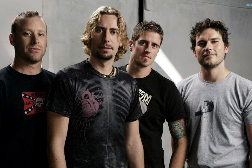 Nickelback wallpaper - Music wallpapers - #