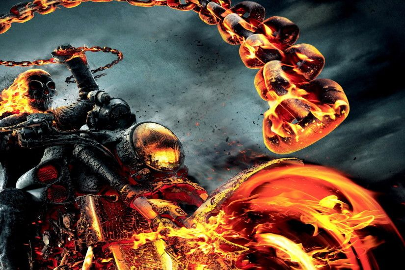 wonderful ghost rider wallpapers