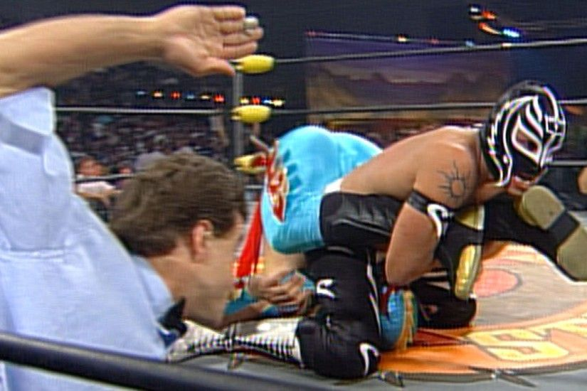 WWE Network: Rey Mysterio vs. Ultimo Dragon: Spring Stampede 1997 | WWE