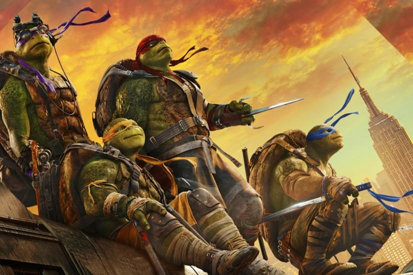 TEENAGE MUTANT NINJA TURTLES: OUT OF THE SHADOWS is Chaotic and Unmemorable  | CinemaStance Dot Com
