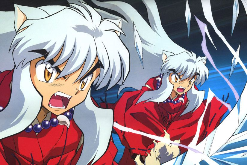 ... Inuyasha HD Wallpaper 2560x1440