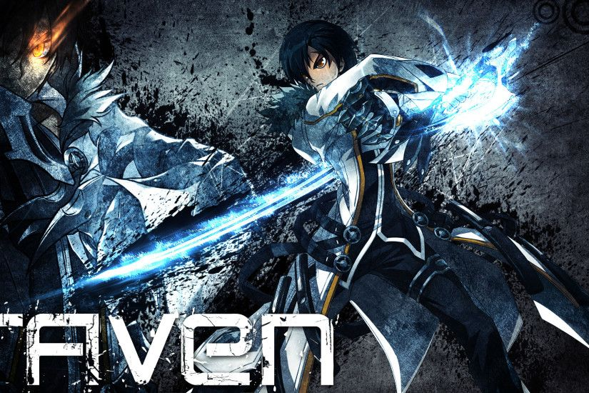 ... Elsword - Raven Blademaster Wallpaper 1920x1080 by DarkiGFX