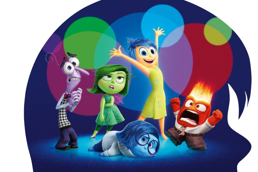 Pixar's Inside Out 2015
