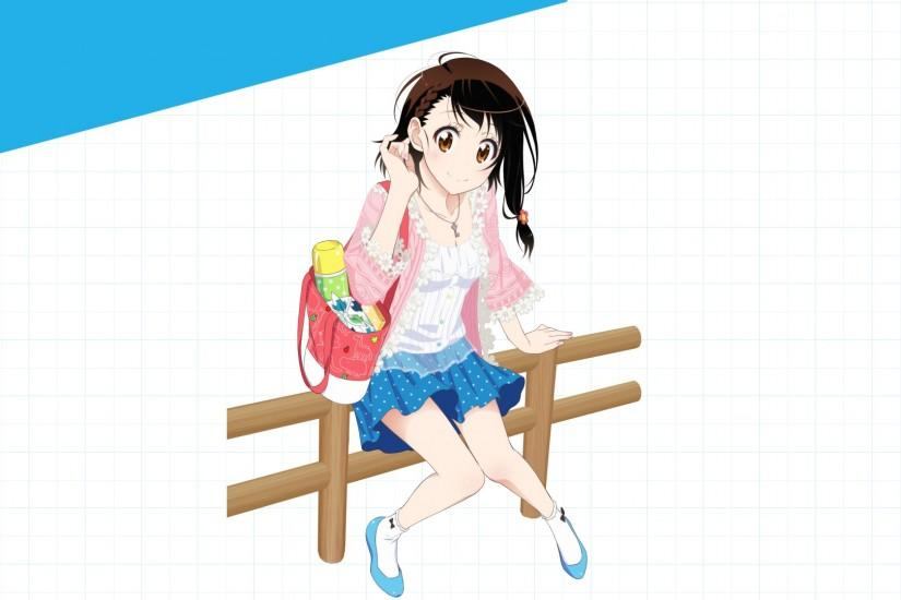 Nisekoi Onodera Kosaki Cute Anime Girl Nisekoi Tv Series False Love Wallpaper  HD Nisekoi Anime Wallpapers