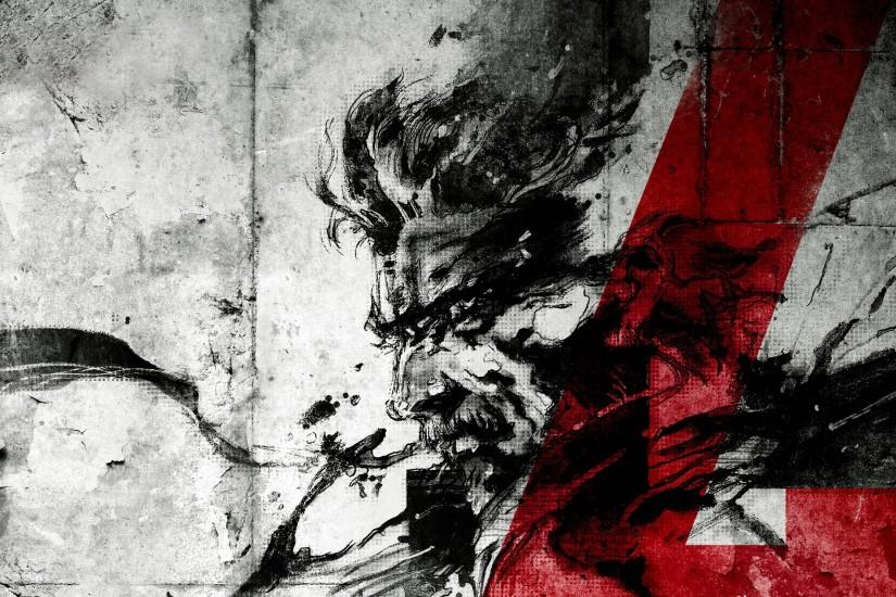 metal gear wallpaper 2560x1600 720p