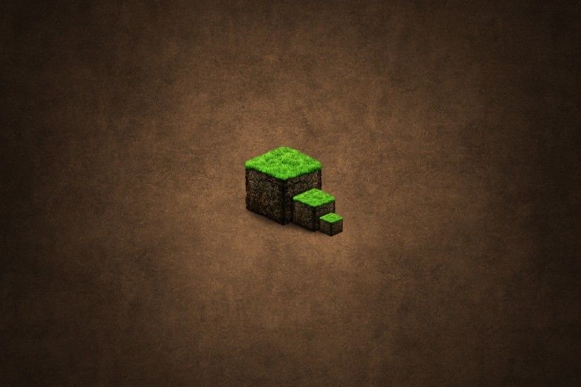 Beautiful Minecraft Ground Background Cube Wallpaper Â« Kuff Games