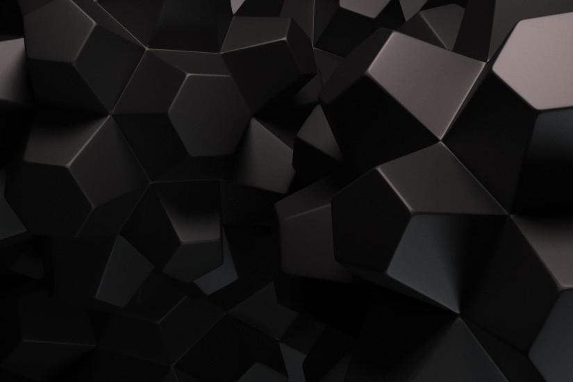 black wallpaper 2560x1600 for desktop