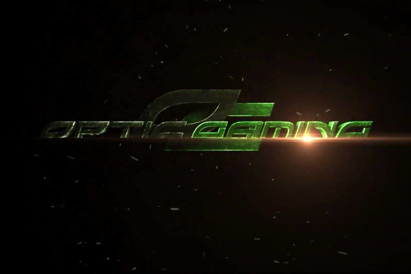 Optic Gaming Logo Wallpaper
