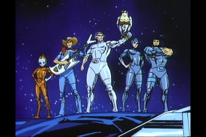 Awesome 80's Cartoon and TV Show Intros SilverHawks