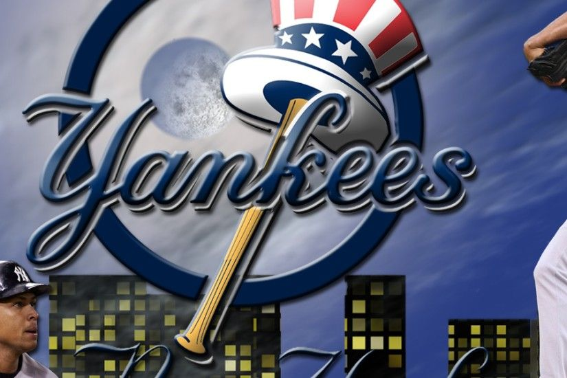 3840x1200 Wallpaper yankees, 2015, new york yankees