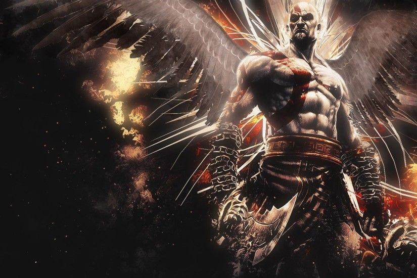 God of War: Ghost of Sparta HD Wallpaper 1920x1080