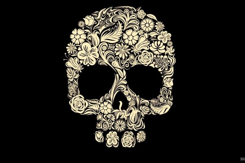 skeleton wallpapers