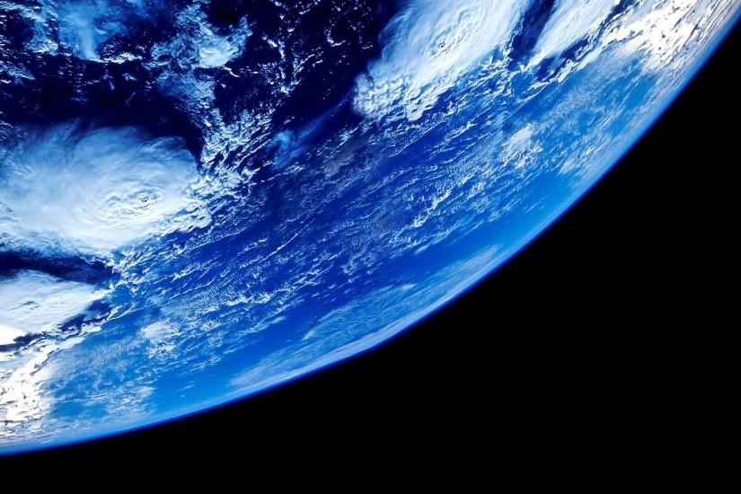 Earth From Space Space Wallpaper