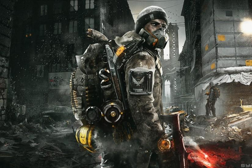 General 1920x1080 Tom Clancy's The Division video games