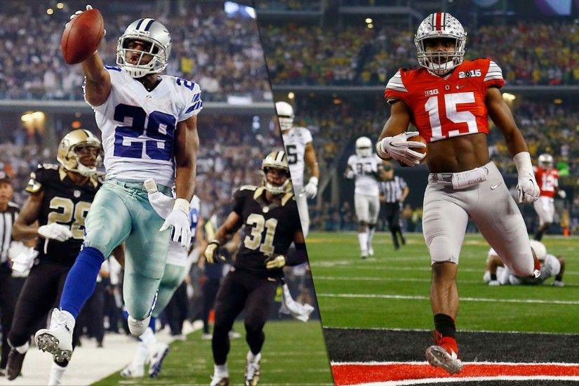 Ezekiel Elliott Stock Photos and Pictures | Getty Images ...