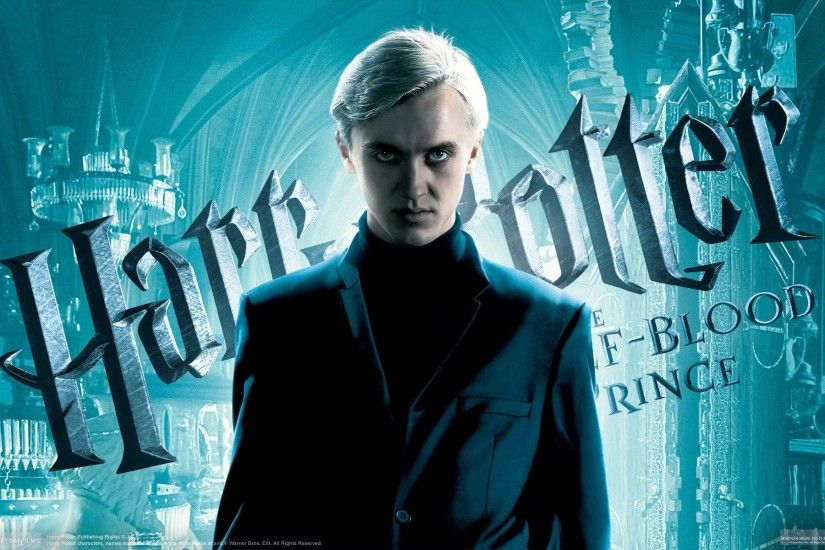 Draco Malfoy Harry Potter 6 636723