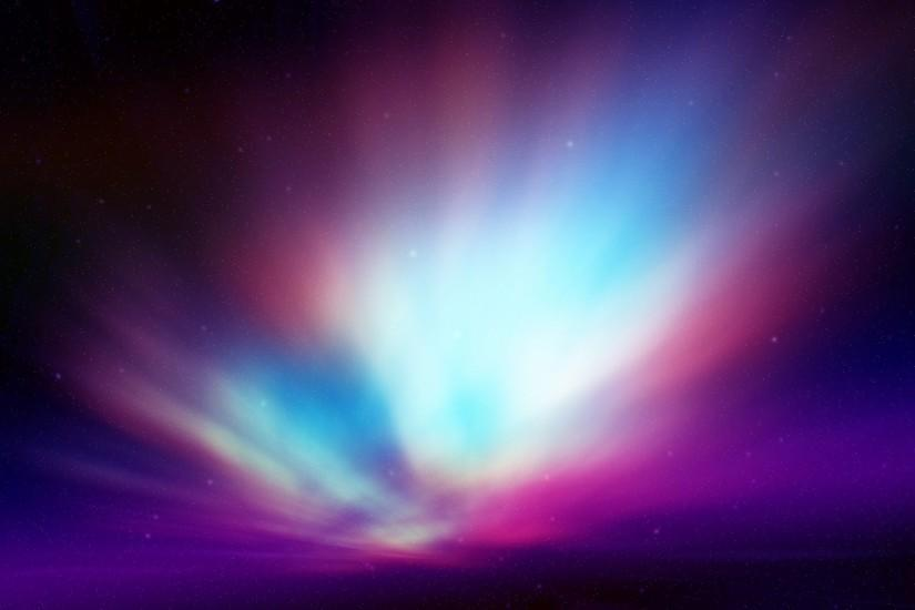 free aurora borealis wallpaper 1920x1200 for macbook
