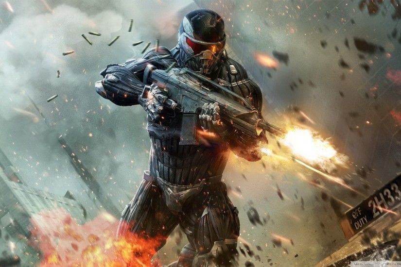 Shooter Video Game Wallpaper 1920x1080 Crysis, 2, Shooter, Video,