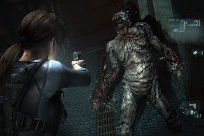 Resident Evil: Revelations Coming To PSN and PC May 21st