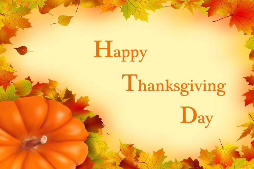Thanksgiving Day Background #1565