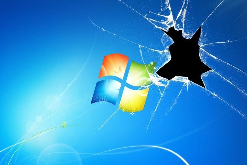 Realistic Cracked and Broken Screen Wallpapers Technosamrat Computer Screen  Wallpapers Wallpapers)
