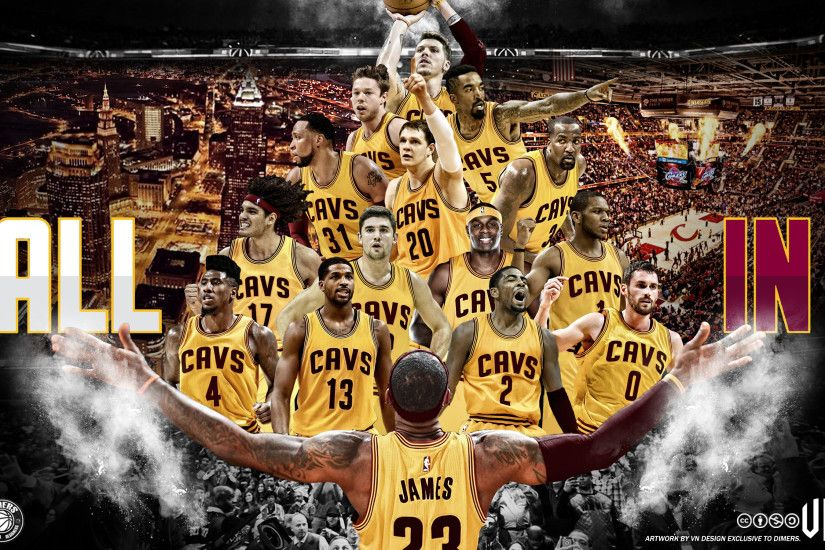 Cleveland Cavaliers 2015 NBA Finals Wallpaper