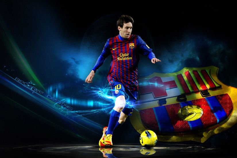 Messi Football Wallpapers HD download desktop.