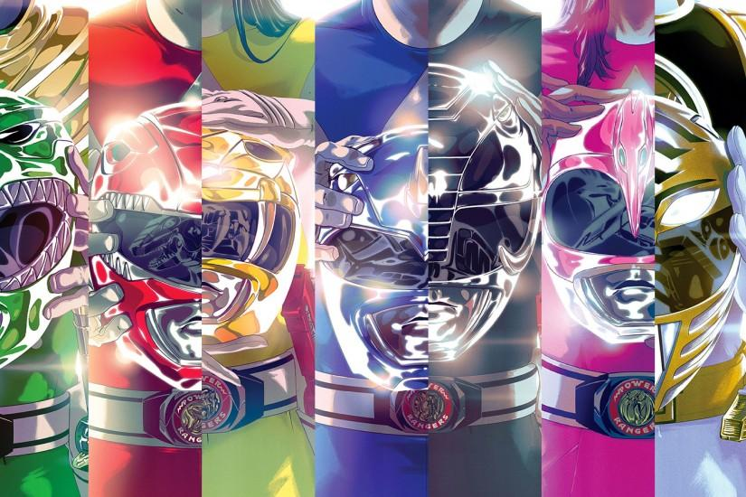 Free Power Rangers Background Download.