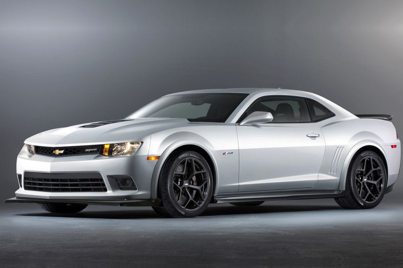 2014 Chevrolet Camaro Z28 Wallpaper