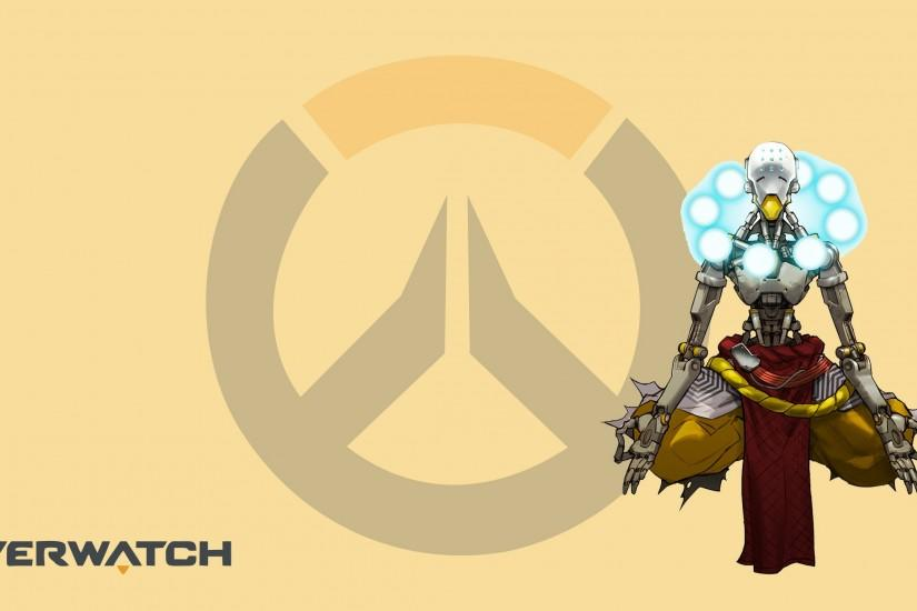 Video Game - Overwatch Zenyatta (Overwatch) Wallpaper